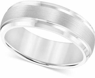 Triton Men Cobalt Ring, 8mm Wedding Band