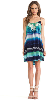 Twelfth St. By Cynthia Vincent By Cynthia Vincent Embroidered Swing Dress
