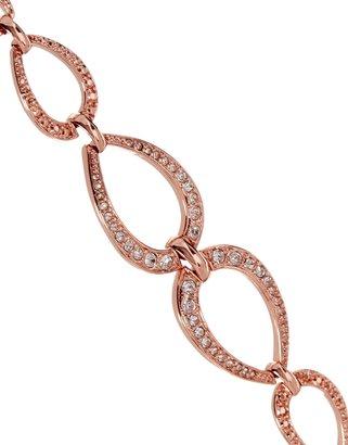 Pilgrim Rose Gold Plated Chain Bracelet