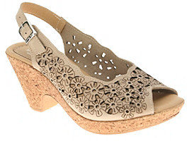 "Spring Step Trixiebell"" Slingback Sandal"