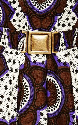 Lena Hoschek Chocolate Stars Makeba Dress