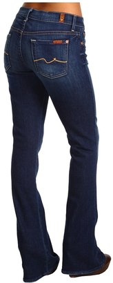 7 For All Mankind Petite Lexie Kaylie Slim Fit Boot in Lady Jeanette