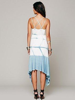 Free People Maheya Asymmetrical Dress