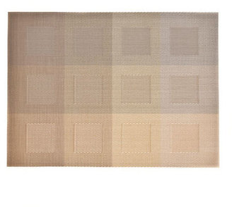 Chilewich Gold Squares Placemats