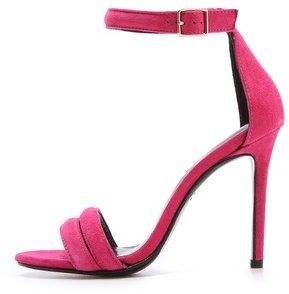 Jocelyn Nicholas Suede Sandals