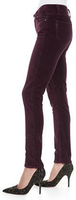 Paige Verdugo Velvet Skinny Pants
