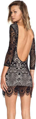Lovers + Friends Sterling Bodycon Dress
