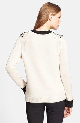 Tory Burch 'Maxeen' Sweater