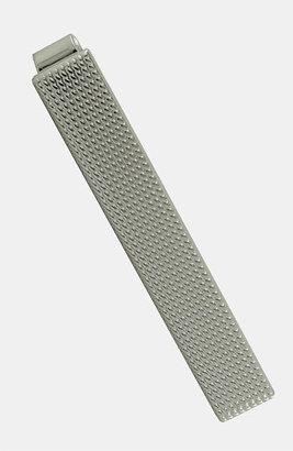Men's David Donahue Sterling Silver Tie Clip $85 thestylecure.com