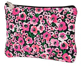 The Bumble Collection Multi-Use Zipper Bag - Peony Paradise