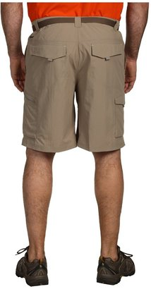 Columbia Big Tall Silver Ridge Cargo Short Men's Shorts