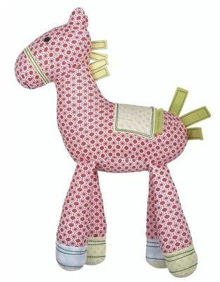 Mamas and Papas Soft Chime Horse Toy