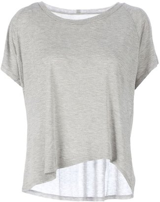 Enza Costa Cropped t-shirt