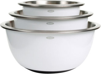 OXO Good Grips 3-pc. Stainless Steel Mixing Bowl Set