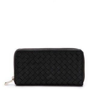 Christopher Kon Lady Woven Wallet