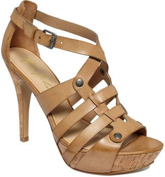 Marc Fisher Shoes, Creeks Platform Sandals