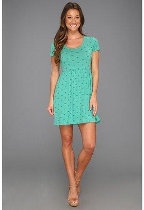 O'Neill Wild Spirit Dress (Sea Green) - Apparel