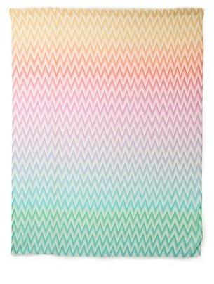 Athena procopiou Tribal Rainbow Wave Scarf