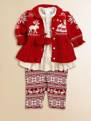 Ralph Lauren Infant's Holiday Cardigan