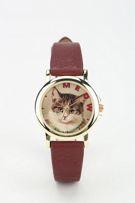 Urban Outfitters Meow Watch