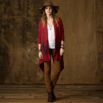 Denim & Supply Ralph Lauren Long-Sleeved Cotton Cardigan