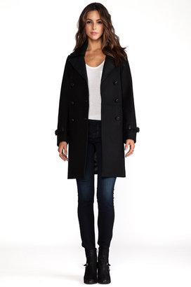 Mackage Juniper Flat Wool Coat