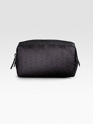 Gucci Balthus Original Logo Large Cosmetic Case
