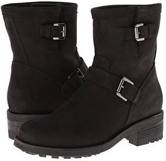 La Canadienne Charlotte (Black Nubuck) Women's Boots
