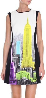 Tibi Empire Sleeveless Dress