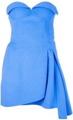 Ermanno Scervino strapless dress