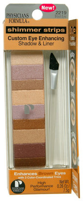 Physicians Formula Shimmer Strips Custom Eye Enhancing Shadow and Liner