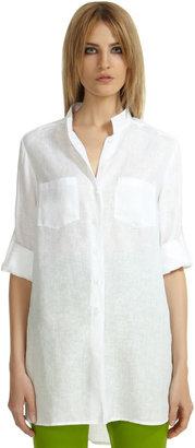 Wes Gordon Linen Shirt