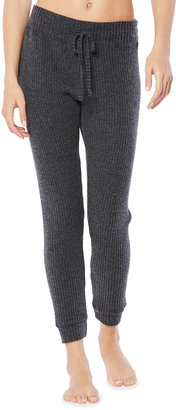 Beyond Yoga Living Easy Waffle-Knit Sweatpants
