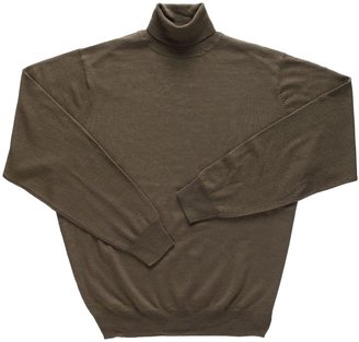 Jos. A. Bank Signature Cotton Turtleneck Sweater