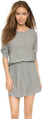So Low SOLOW Jersey Mini Dress