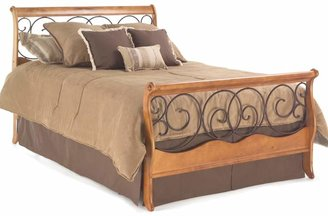 Fashion bed group Dunhill Queen Sleigh Bed