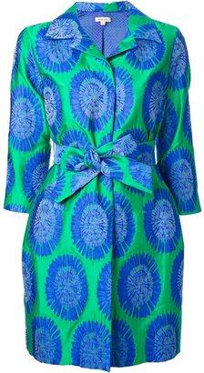 P.A.R.O.S.H. floral coat