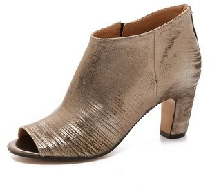 Maison Martin Margiela Stamped Leather Booties