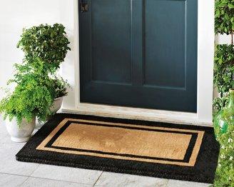 Williams-Sonoma Picture Frame Coir Doormat