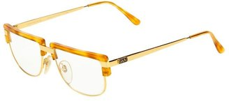 Vintage Sunglasses Gian Marco Venturi Vintage half moon frames