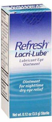 Refresh Lacri-Lube Lubricant Eye Ointment $17.49 thestylecure.com