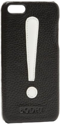 Bodhi Exclamation Mark Leather Case For iPhone 5 Wallet
