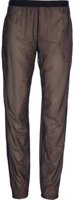 Maison Martin Margiela mesh slim-fit trouser