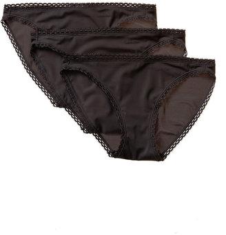 Calvin Klein Underwear Full Coverage Bikini Brief 3-Pack