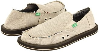 Sanuk Hemp (Natural) Men's Shoes