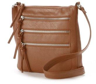 Apt. 9 Robin Zipper Crossbody Bag