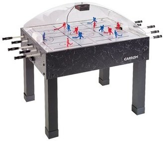 "58"" Two Player Bubble Hockey with Digital Scoreboard Carrom"