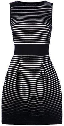 Valenti Antonino striped dress