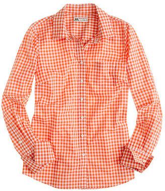 Thomas Mason for J.Crew Perfect shirt in gingham