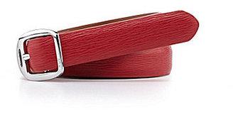 Lauren Ralph Lauren Textured Leather Belt